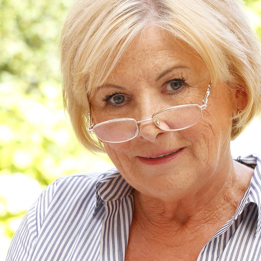 Mary, age 69