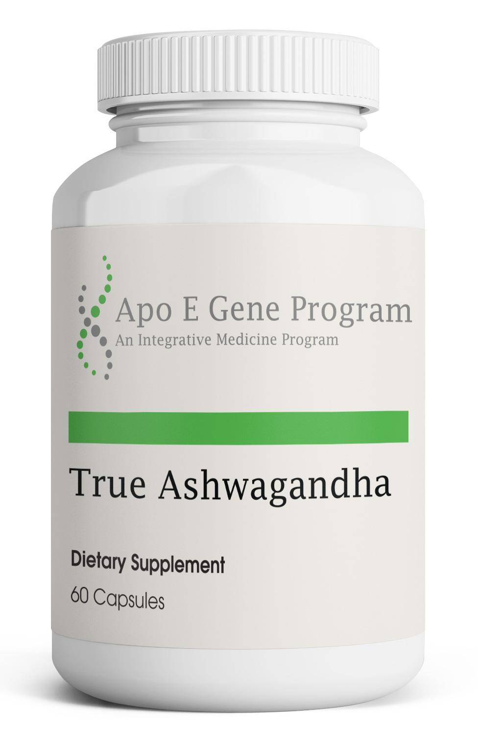 True Ashwagandha