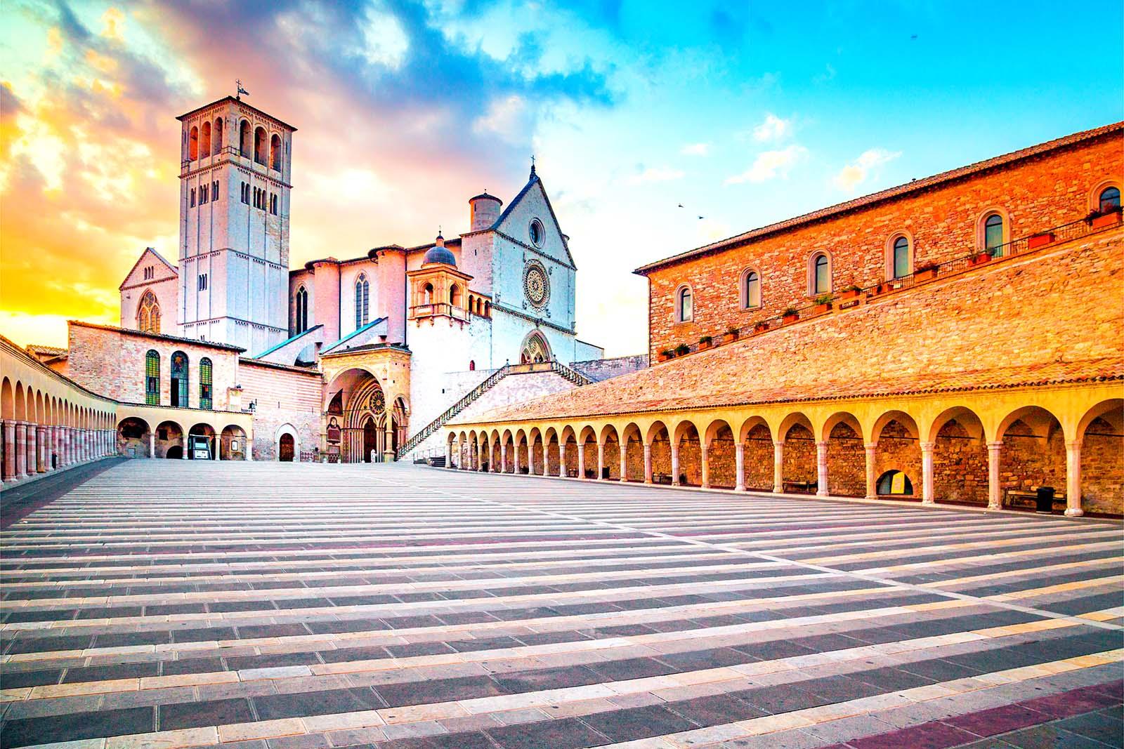 St Francis of Assisi Basilica